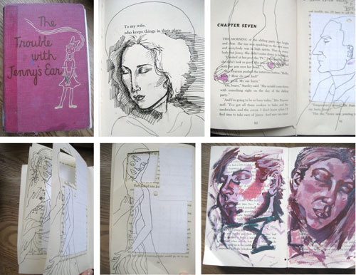 samantha hahn's sketchbook