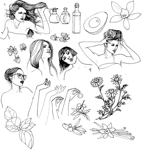 Bust-beauty-sketches